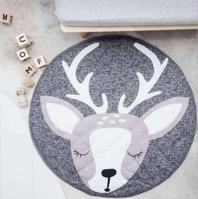 Deer design | Baby playmat