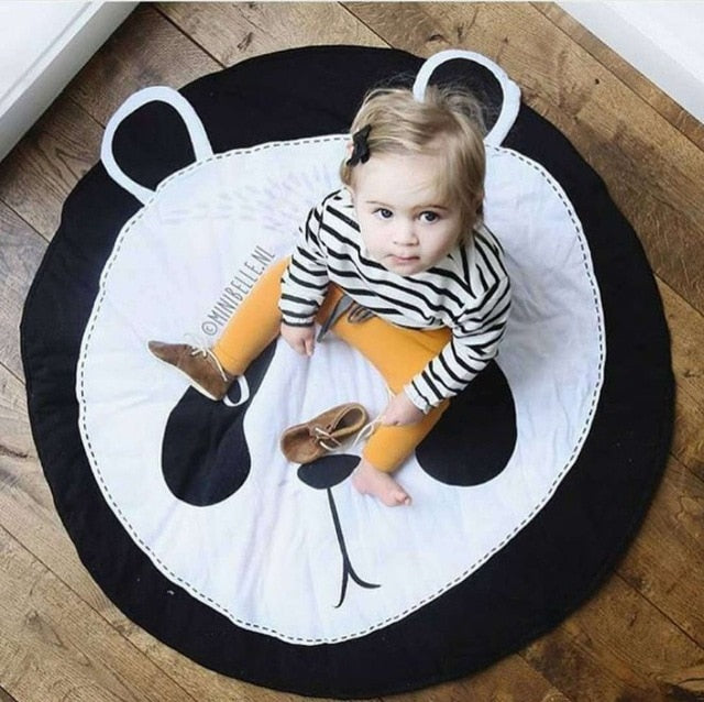 Panda Design | Baby Playmat - Cuddle Factory