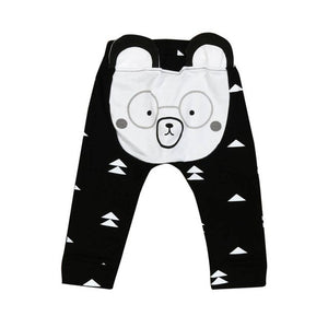 Baby clothes | Super cute animal character pants
