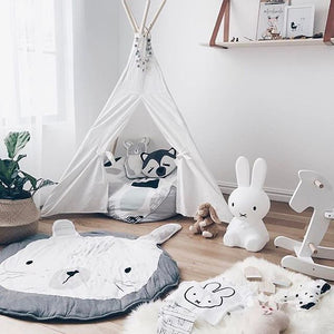 Baby play mat | Rabbit design - Cuddle Factory