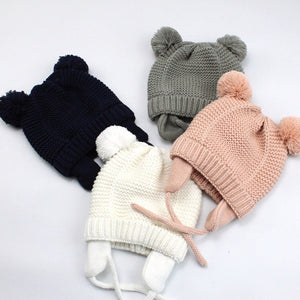 Bear Ears | Cute Baby Hat