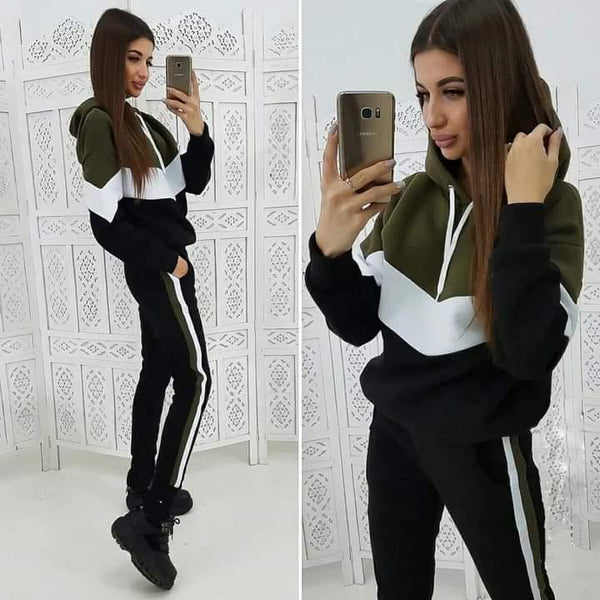 Panel Winter Tracksuit