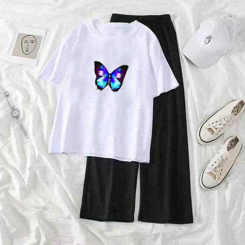 White Short Denim Jacket