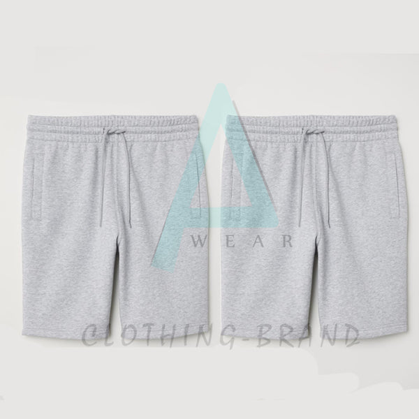 Pack Of 2 Grey Shorts