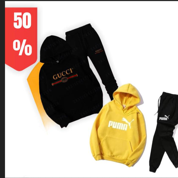 Bundle Of 2 Winter Tracksuits
