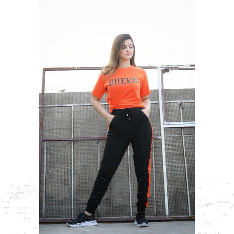 Queen Summer Panel Tracksuit