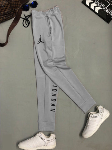 Hazel Grey (Jordan) Printed Trouser