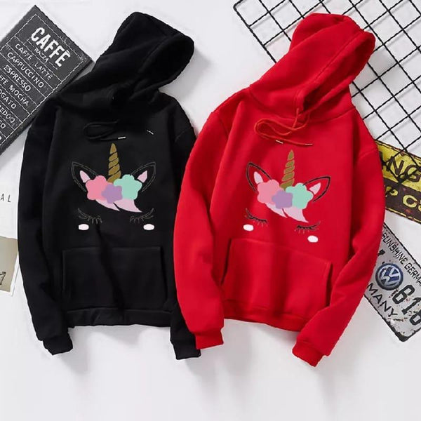 Pack Of Two Printed Hoodies