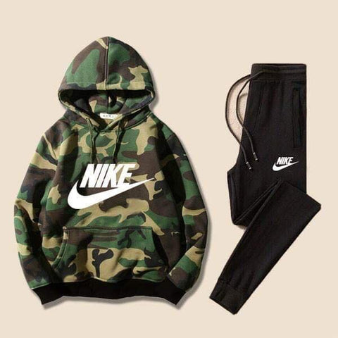 Military Nike Printed Tracksuit