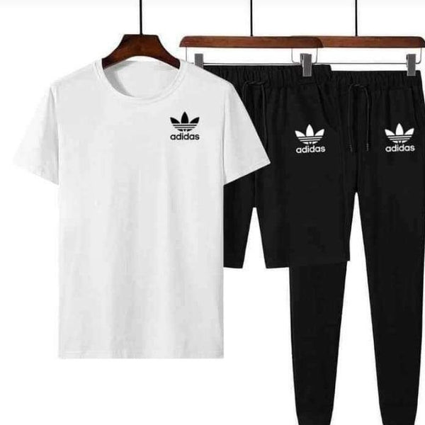 Adidas Printed Summer Tracksuit Set