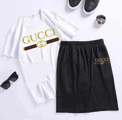 Summer T-Shirt And Shorts Tracksuit