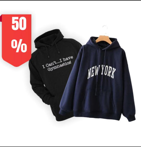 Pack Of 2 Hoodies Deal