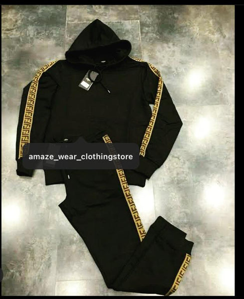 Winter Printed Tracksuit