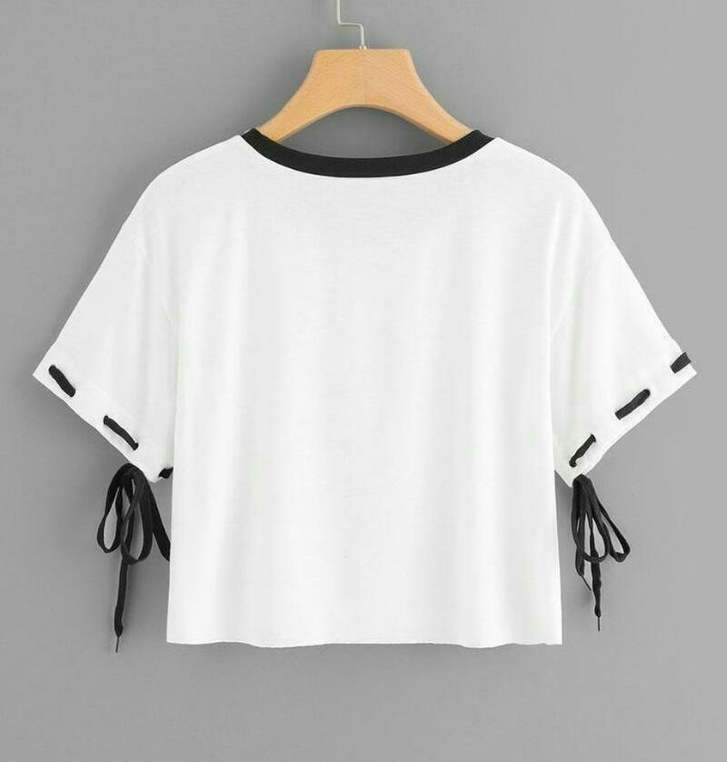Stylish Half Sleeve T-shirt