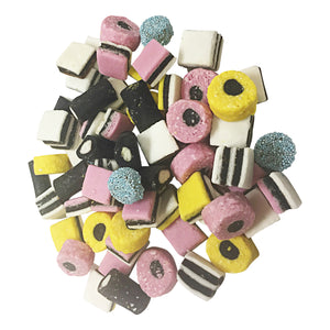 Licorice Allsorts (England)