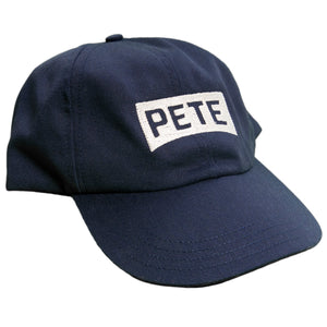 Pete Logo Hat (Navy)