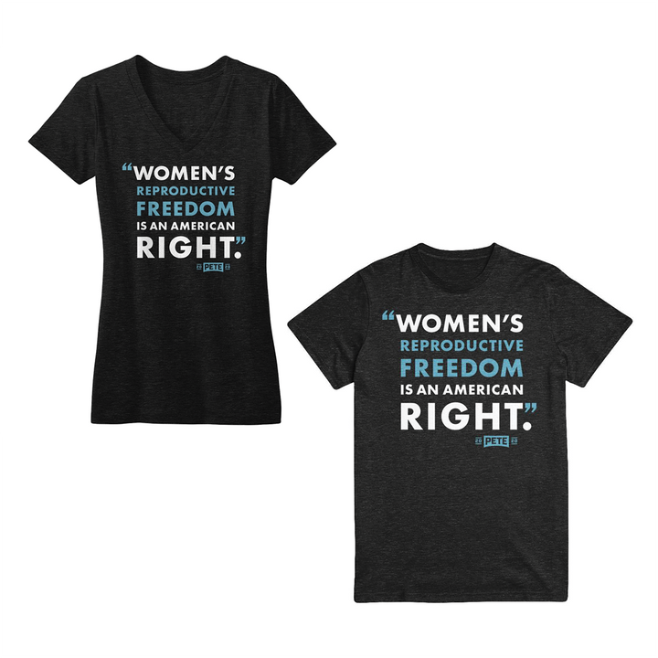 Reproductive Rights Tee (Fitted & Unisex)