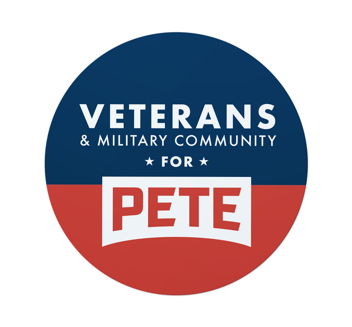 Veterans and Military Community Stickers (Set of 3)