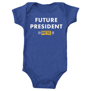 Future President Infant One-Piece