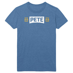 Pete 2020 Tee (Royal Blue)