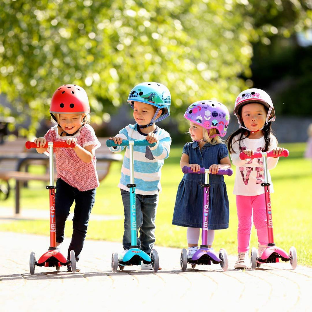 Why your Child needs a Scooter