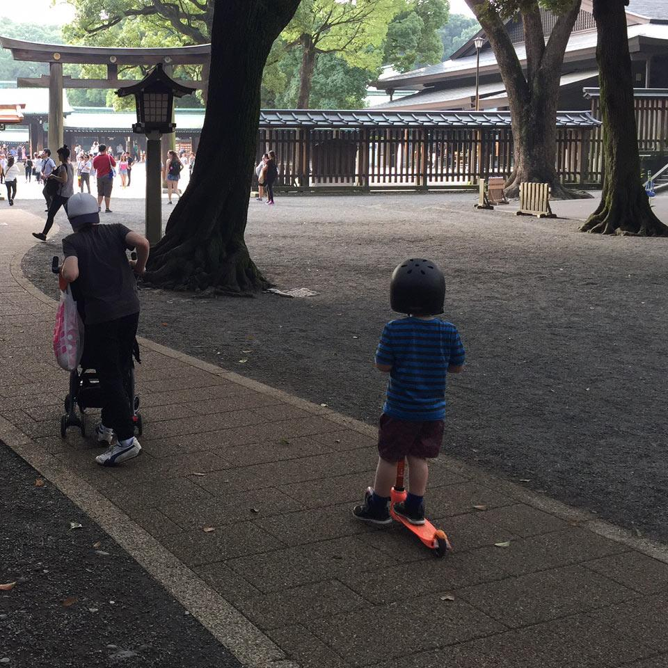 Japan; top tips for happy family holidays