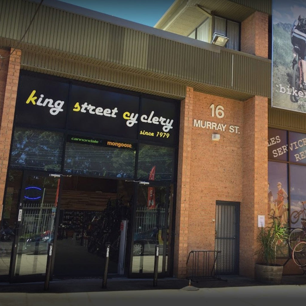 Featured Stockist Kings Street Cyclery