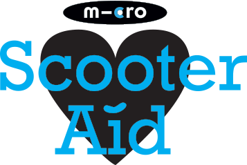 Micro Scooter Aid Logo