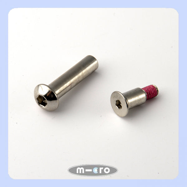 Axle 33mm Bolt Internal Thread