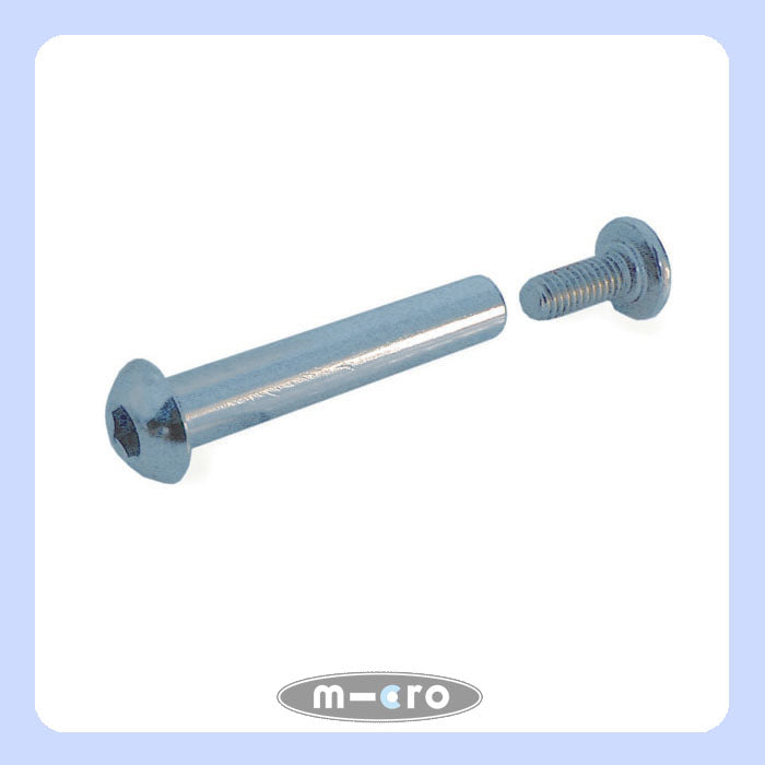 Axle 31mm Front