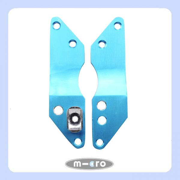micro rocket sky blue holder plates