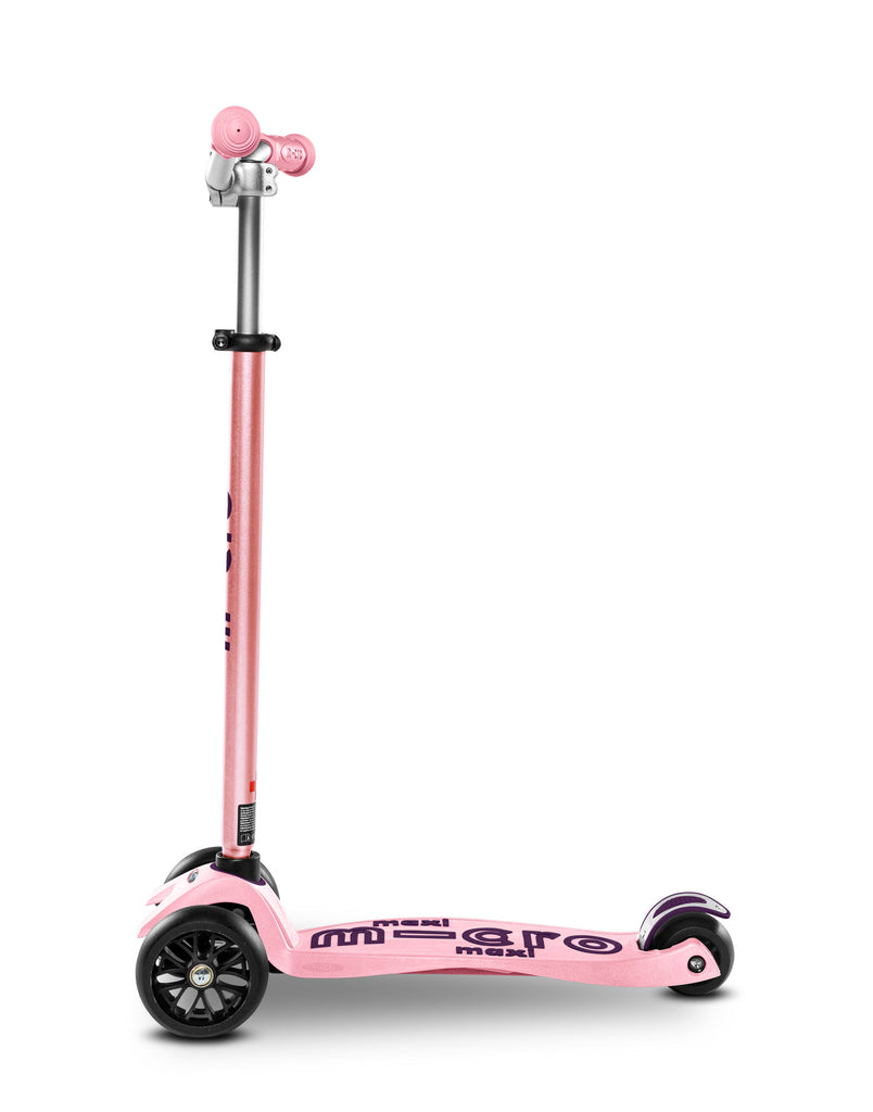 Maxi Micro Deluxe Pro Scooter - Rose Pink