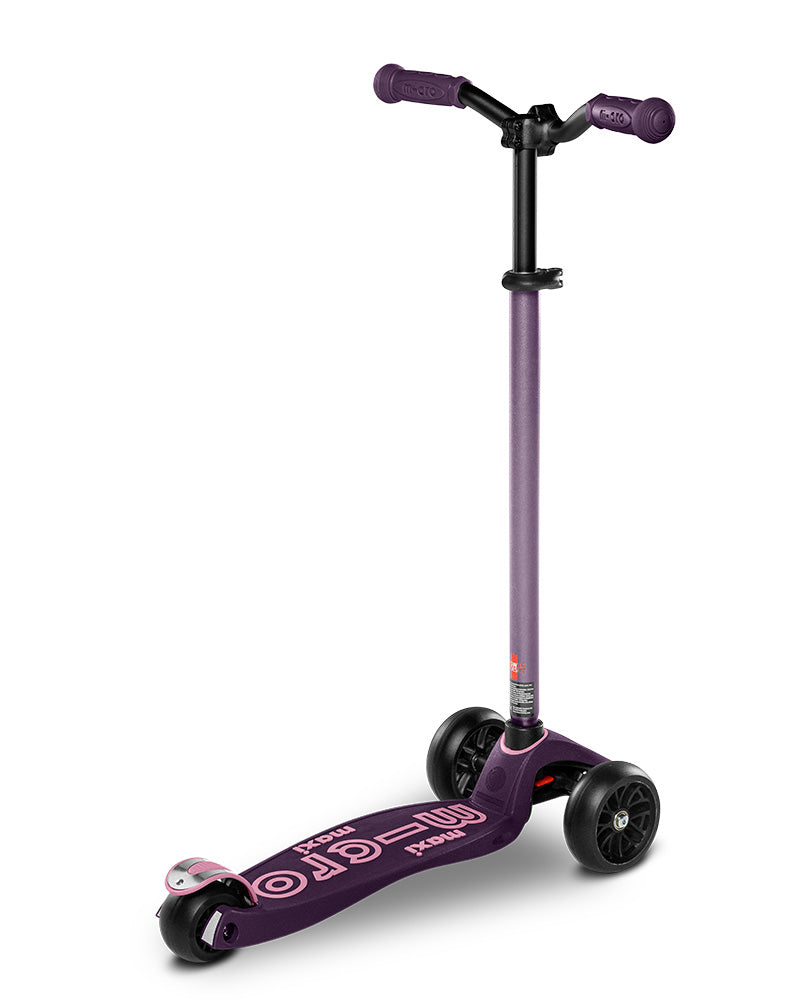 Maxi Micro Deluxe Pro Scooter - Deep Purple