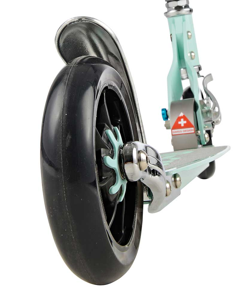 micro speed scooter mint back wheel