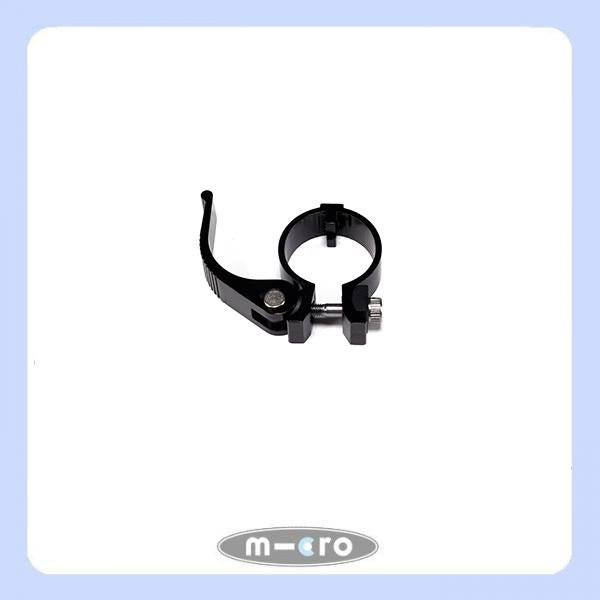 micro suspension quick acting clamp