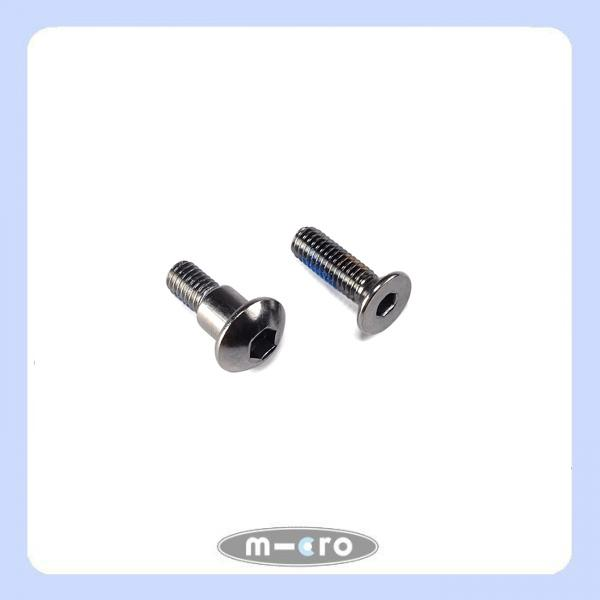 micro suspension step screw