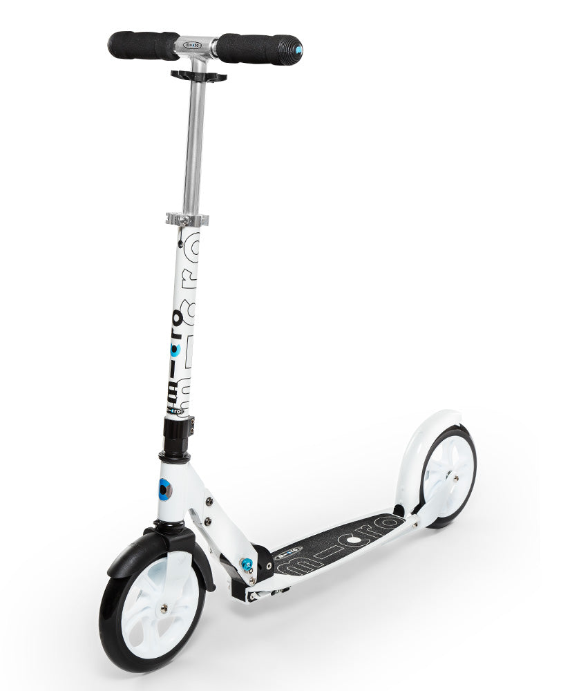 micro white best scooter for adults