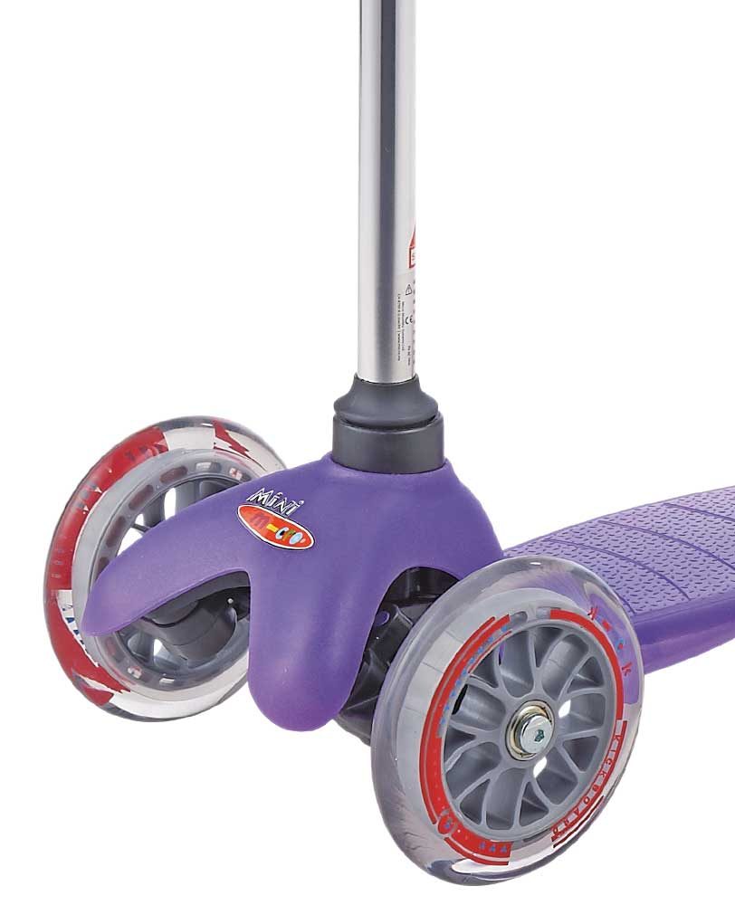 Mini Micro Scooter - Purple