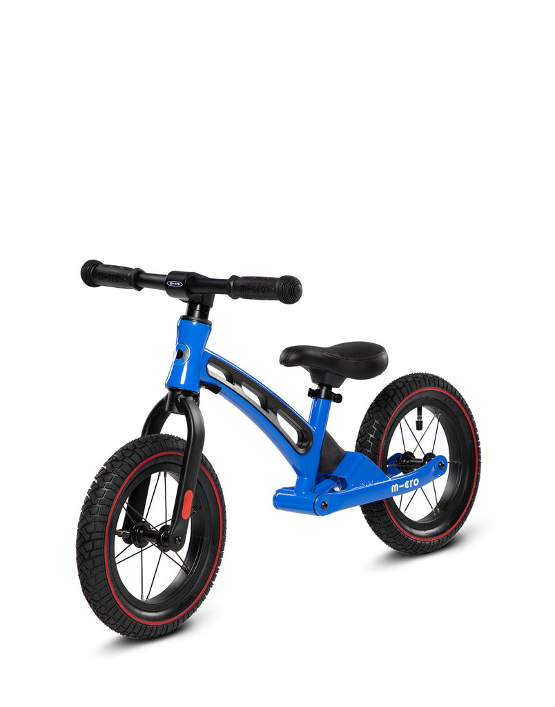 Micro Balance Bike Deluxe - Bright Blue