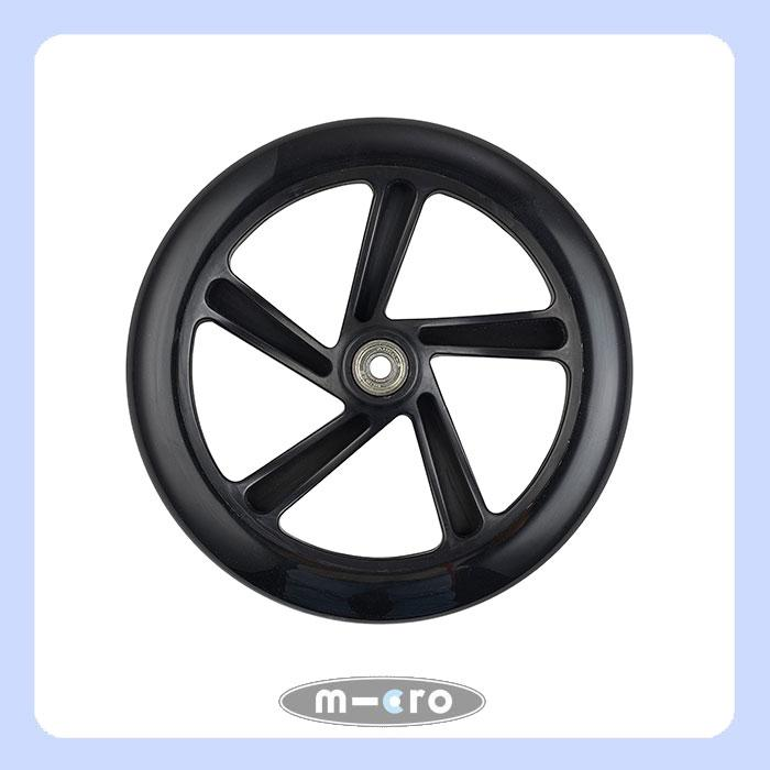 wheel with bearing for micro cruiser