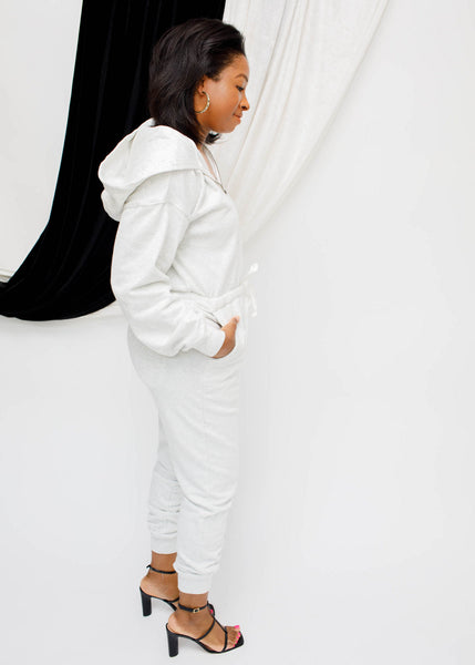 A-The Brand NIA Ziggy Cloud Jumpsuit