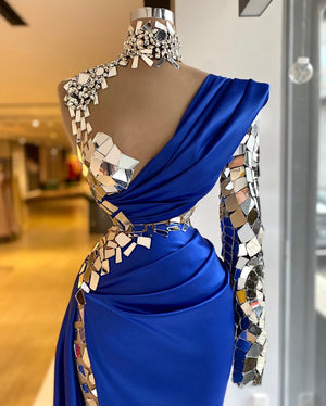 Mirror Blue Dress