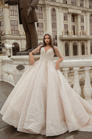 MINNA Wedding Dress Style 19010102900