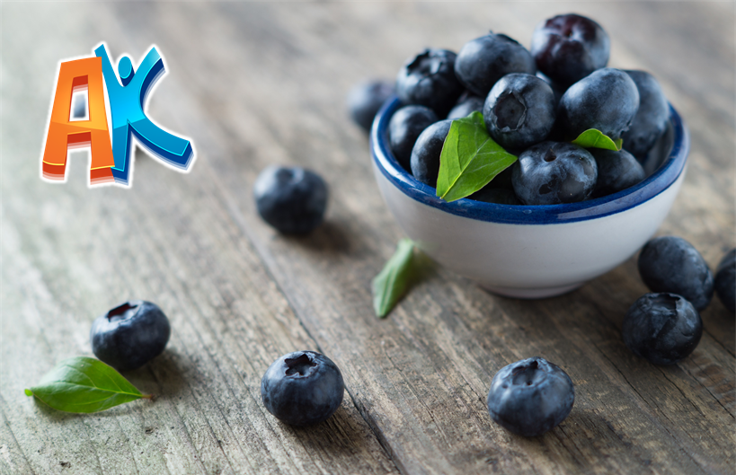 ActiKid - Blueberries  - Nature's Superfood - Immunity Booster