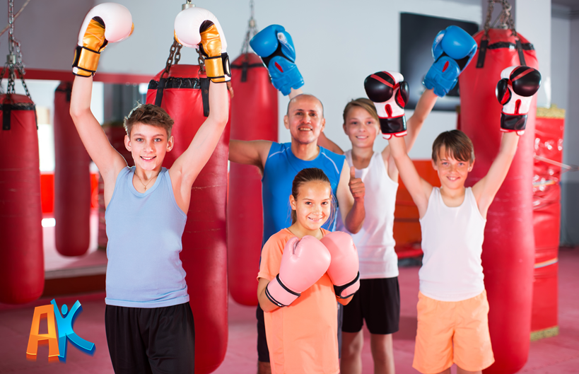 benefits of boxing for children