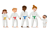 Karate Self-Defence - A Character Building Sport For Children