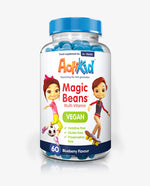 1x Magic Beans Blueberry 60, 1x Vitamin D3LICIOUS Spray, 1x Magic Beans Red Berries 60