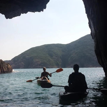 8-Hour Geopark Kayaking Tour
