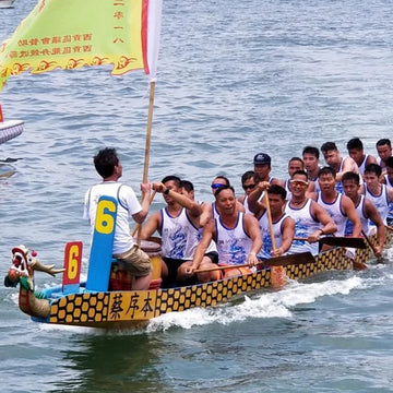2-Hour Dragon Boat Training Experience (Sai Kung)
