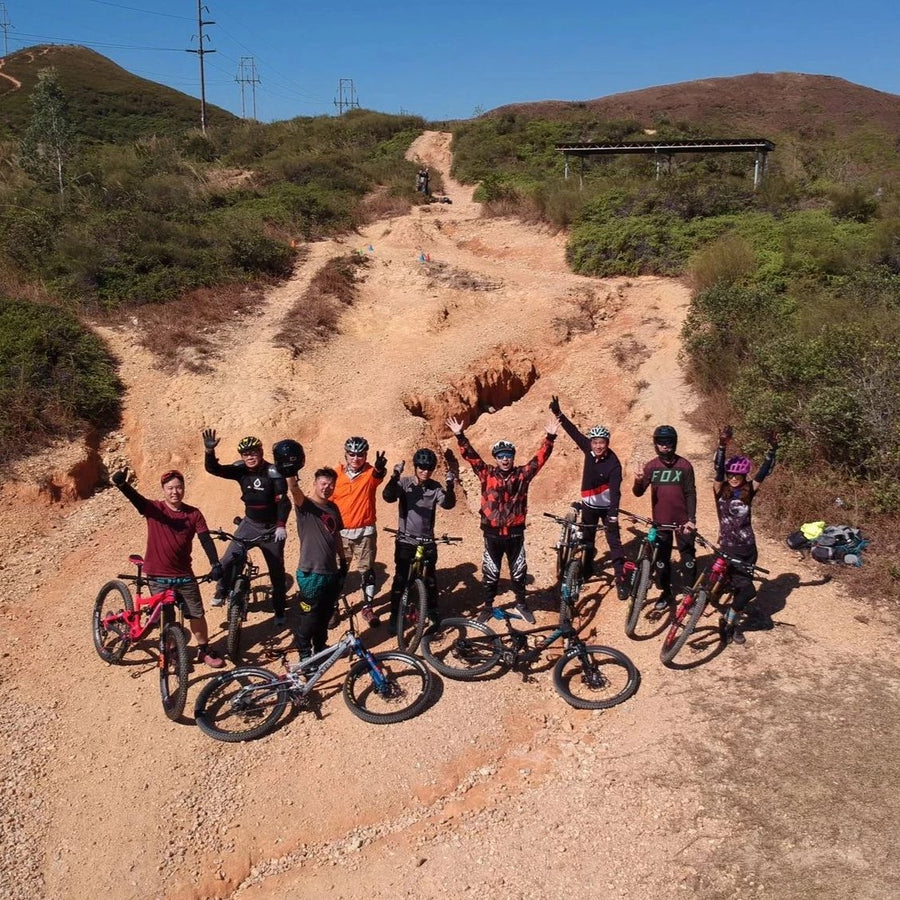2-Hour Intermediate Mountain Bike Group Lesson